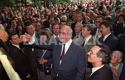 Helmut Kohl in Odessa