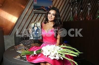 The Queen of Ukraine 2017 Snezhana Tanchuk