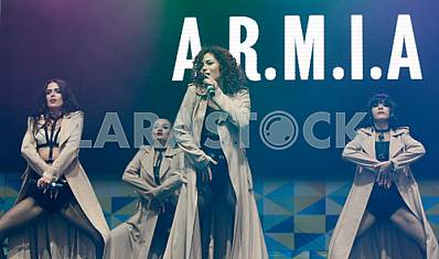 The band A.R.M.I.A.