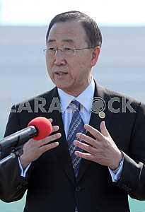 Ban Ki-moon, UN Secretary-General, 20 April 2011