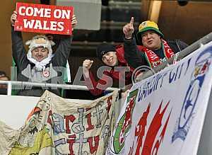 Football Ukraine - Wales