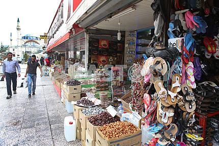 Eastern Bazaar in Konya
