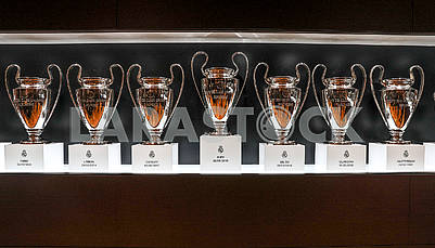 Champions League Cups