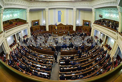 Special session of the Verkhovna Rada
