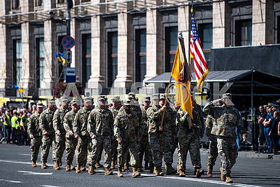 Soldiers of the United States