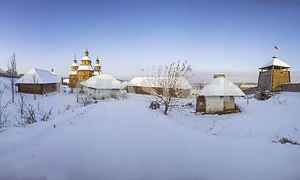 Zaporozhye. Khortytsya
