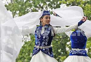 Hederlez holiday celebration in Kiev