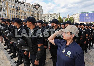 Dialogue police