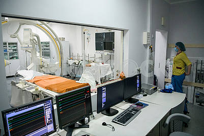 Equipment for MRI