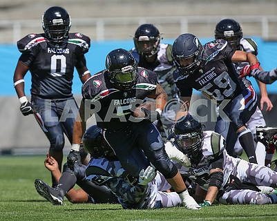 American football Ukraine- UAE