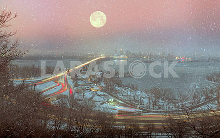 Night Bridge Paton