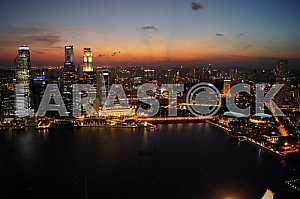 Evening Singapore