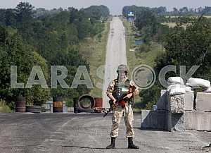 The war in eastern Ukraine