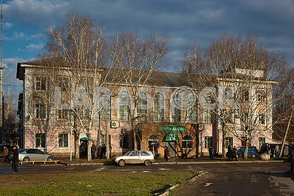 Branch of Oschadbank in Kramatorsk