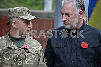 New OOS commander, Lieutenant-General Alexander Syrsky.