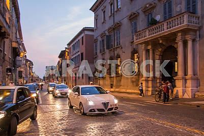 Street in Verona