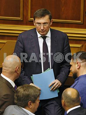 Yuriy Lutsenko became the new Prosecutor General