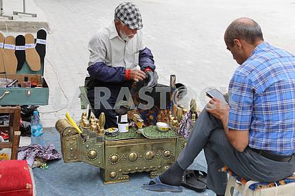 Shoemaker in Konya