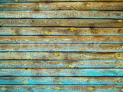 Background wooden fence made of boards