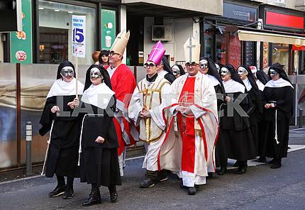 Carnival in Zagreb,Croatia,21