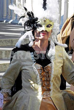 Carnival in Venice,Italy,Europe,2