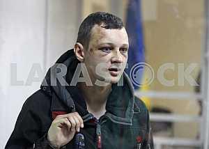 Court hearing on Stanislav Krasnov