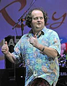 SINGER AND MUSICIAN VIKTOR BRONJUK