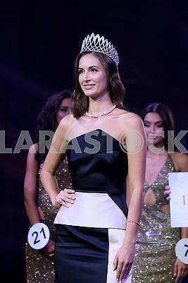 Miss Ukraine International 2017 Xenia Chifa