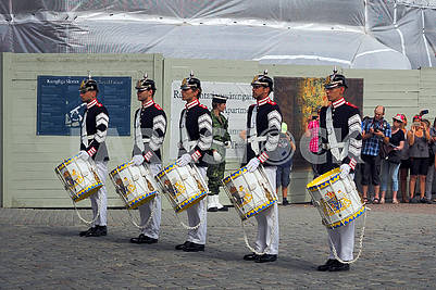 Drummers of the Royal Guard of Sweden