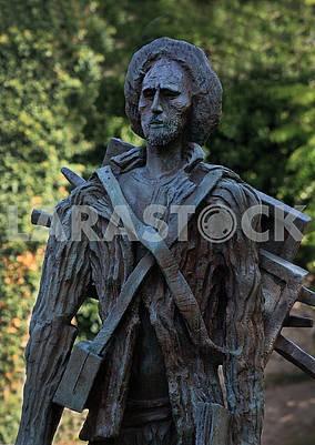 Monument to Van Gogh