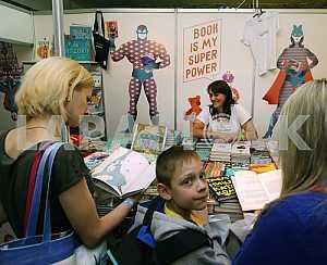 Poseteli selected book fairs