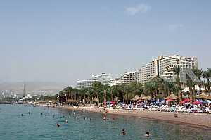 Eilat city