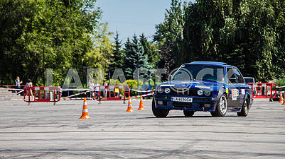 4th stage of the Ukrainian Slalom Championship on the Dnipro Embankment