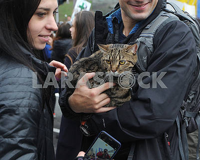 march for animal rights