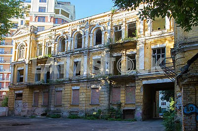 House of Sikorsky in Kiev