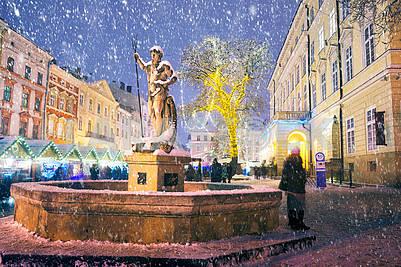 Статуя на Рыночной площади