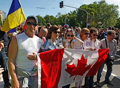 Equality March in Kiev