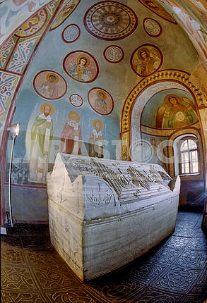 Sarcophagus of Yaroslav the Wise
