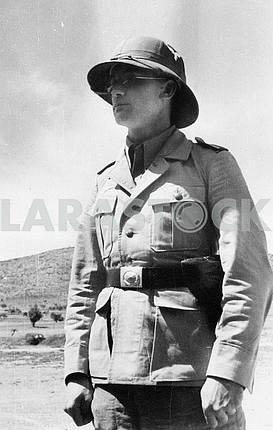 German 7 - Luftlandung-Division soldier.