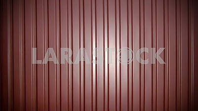 Background from purple corrugated metal sheet