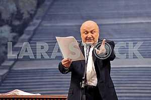 Anniversary. Concert. M. Zhvanetsky. Opera Theatre.