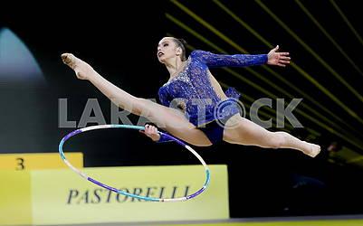 Marina Sergeeva, hoop