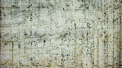 Old gray concrete wall.