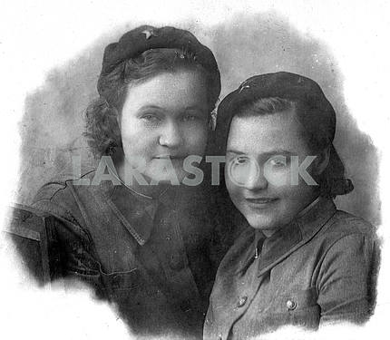 Red army millitary nurses