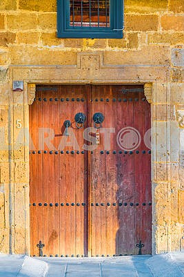 Doors in Nicosia