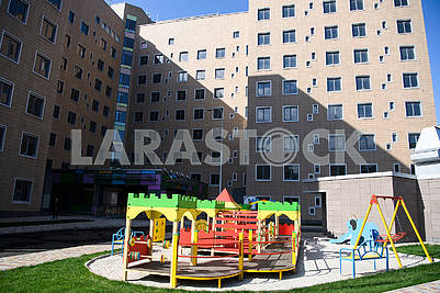 Children's Hospital Okhmadet