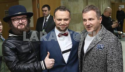 DZIDZIO, Ruslan Kvinta, Yuri Gorbunov