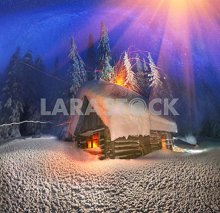 Christmas in the Carpathians