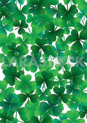 Background for St. Patrick Day, part 4.