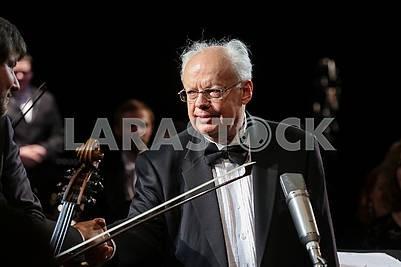 Miroslav Skorik - composer, People's Artist of Ukraine, Hero of Ukraine